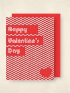 红色信封红山口情人节快乐