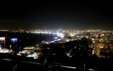 芭堤雅夜景图片