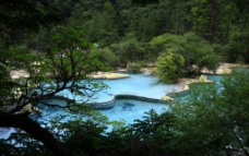 黄龙仙境图片