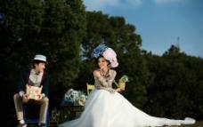 婚纱照 样片图片