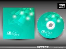 矢量光盘封面设计
