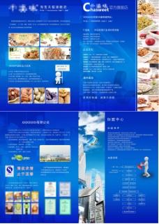 商务公司企业宣传画册