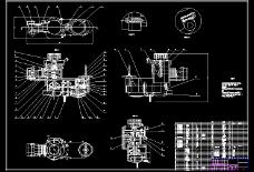 JKD-DFDJ-00发动机装配图