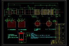 圆孔拉刀CAD图纸