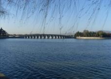 昆明湖图片