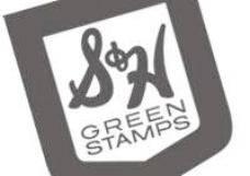 S H绿色邮票