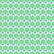 阿拉伯或伊斯兰装饰风格模式无缝背景