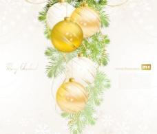 集精彩的圣诞背景矢量艺术08
