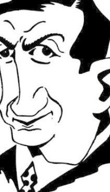 卡通人脸的剪辑艺术