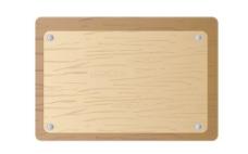 框架向量03的木制背景设置