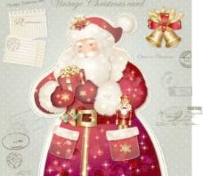 美丽的圣诞贺卡10矢量素材