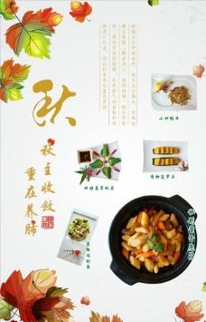 秋季养生菜图片