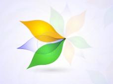 印地安泉旗背景矢量插图10 EPS格式