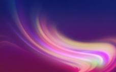 彩色光影背景