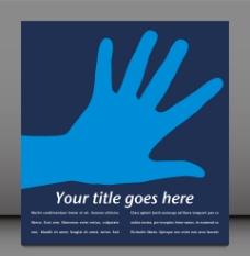 手指纹 手掌图片