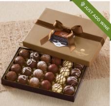 巧克力礼盒图片