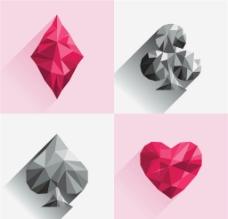 立体晶体图形设计图片
