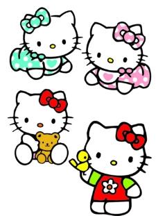 Hello Kitty猫图片