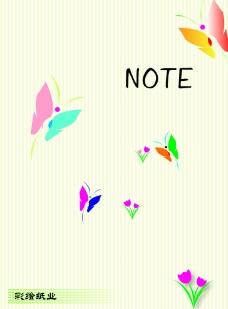 蝴蝶花朵图片
