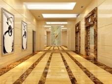 工装走廊设计