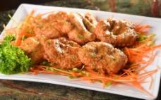 泰式鱼饼图片