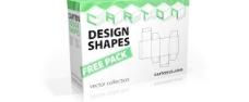 纸箱的设计形状免费包