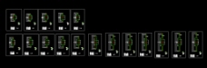 RS80链轮系列图