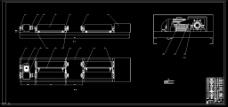 制动试验台(装配图)