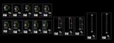 RS50链轮系列图