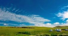 蒙古人家图片