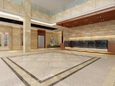 高档豪华的大厅装饰