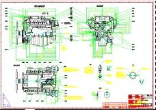 12V 183 TB32发动机图纸