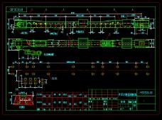 MSR320埋刮板输送机CAD图纸