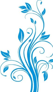 茶杯花纹简笔画