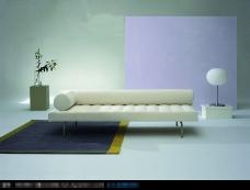 时尚唯美风格沙发创意设计3D模型