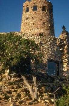 美国石头小屋图片