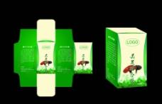 灵芝洋春茶盒图片