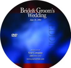 婚庆用碟面模板图片