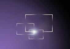 光感线框特效图片