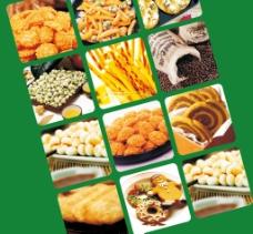 分格设计食品素材淘宝专用素材