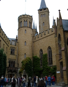 德国的城堡图片
