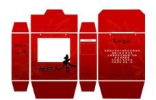 红枣包装盒图片