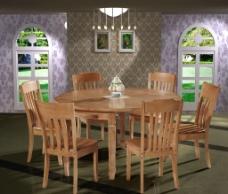 家具画册产品背景餐台图片