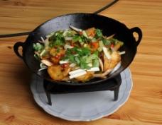 干锅土豆片图片