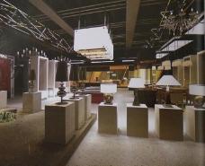 灯饰展厅设计3dmax效果图