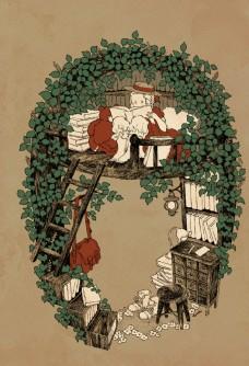 森林书屋图片