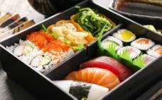 料理寿司图片