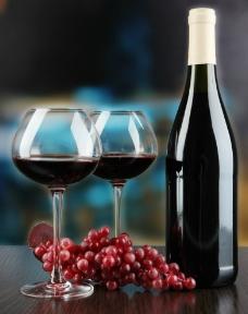 葡萄美酒图片