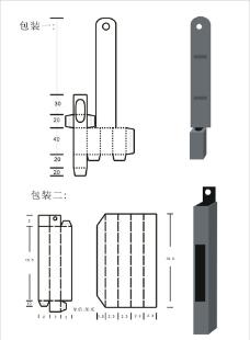 牙刷包装设计图片