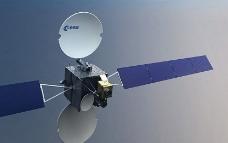 卫星发射器模型